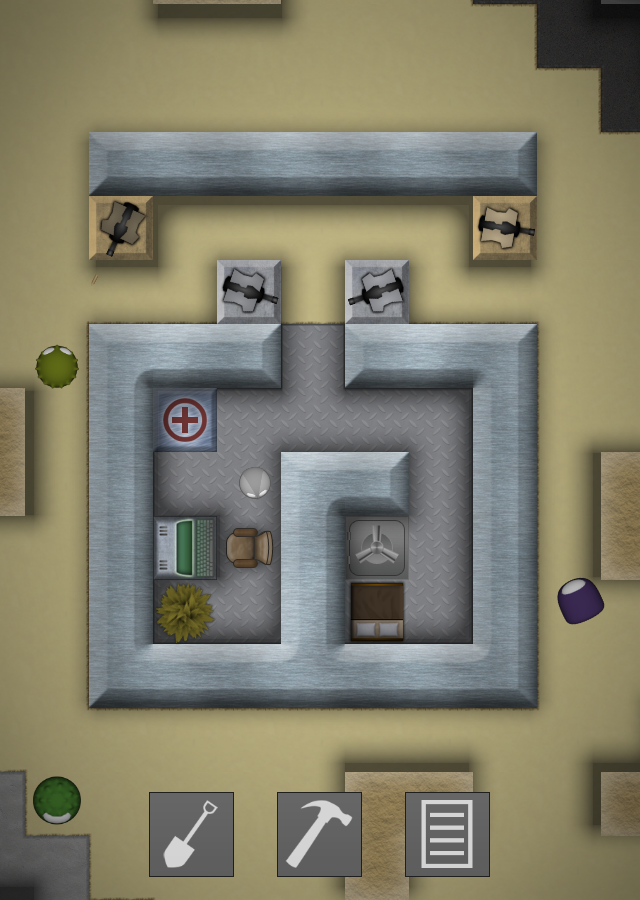 Craftia: action tower defense- screenshot