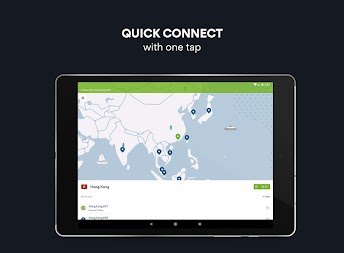 NordVPN: Best VPN Fast, Secure & Unlimited APK screenshot thumbnail 4