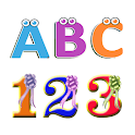 ABC,123,Colors, For Kids icon