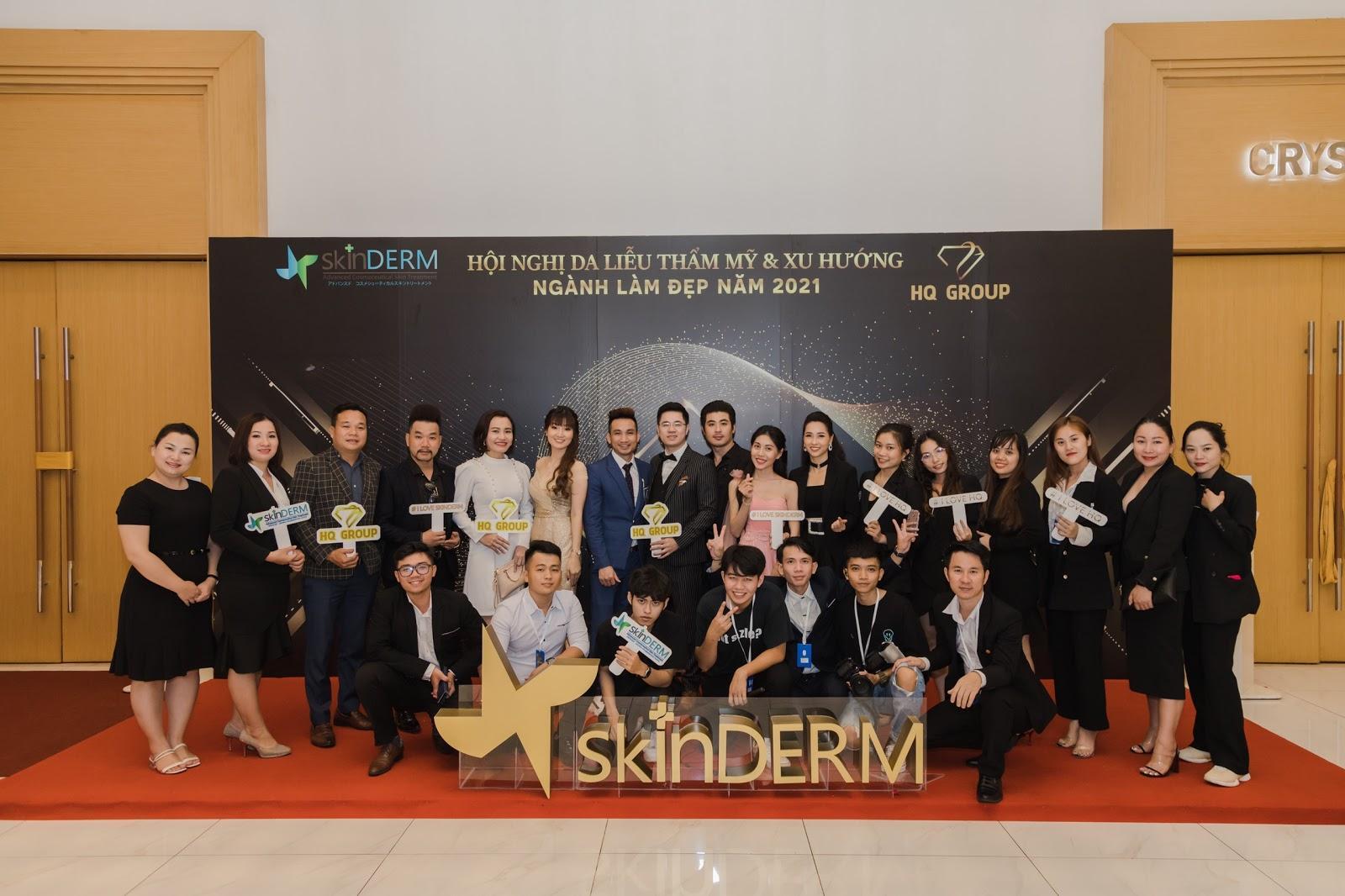 Chủ tịch kiêm Tổng giám đốc tập đoàn HQ Group Trần Hùng - diễn giả tài năng tại Hội nghị sức khỏe sắc đẹp toàn diện và xu hướng ngành làm đẹp 2021 - Ảnh 4