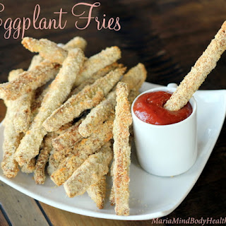 Eggplant Fries Recipe