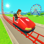 Thrill Rush Theme Park Icon