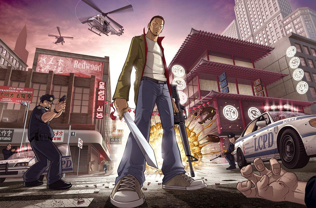 Trucchi GTA Chinatown Wars: Soldi infiniti, Energia illimitata e Munizioni infinite