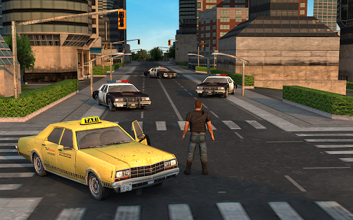 Grand Gangster Survival Vegas Crime City 1.0 screenshots 1