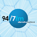 94/7 FM Alternative Portland icon