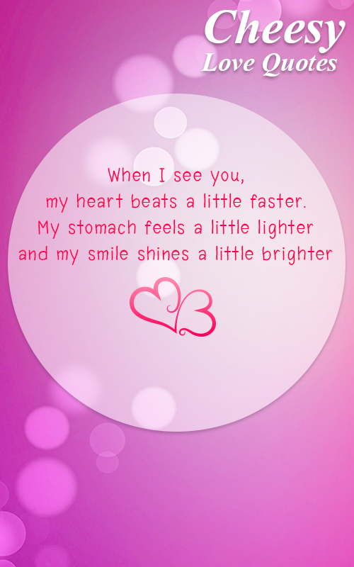 Cheesy Love Quotes Inspiration Cheesy Love Quotes  Android Apps On Google Play