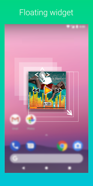 pulsar music player pro 1.6.1 apk