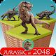 Jurassic of 2048 (game)
