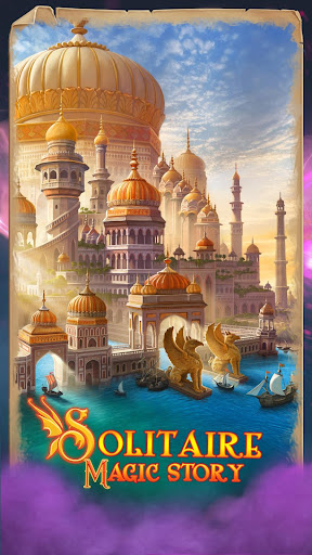 Solitaire Magic Story Offline Cards Adventure 133 screenshots 1