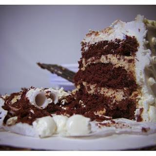 Chocolate-Mocha Cake