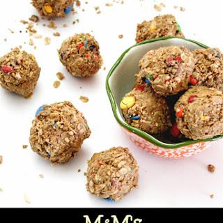 M&M's Peanut Butter Cookie Dough Bites