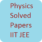 Physics Solved Papers IIT JEE