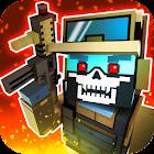 Cube Z (Pixel Zombies) icon