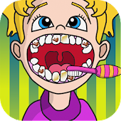 Little Dentist kids game