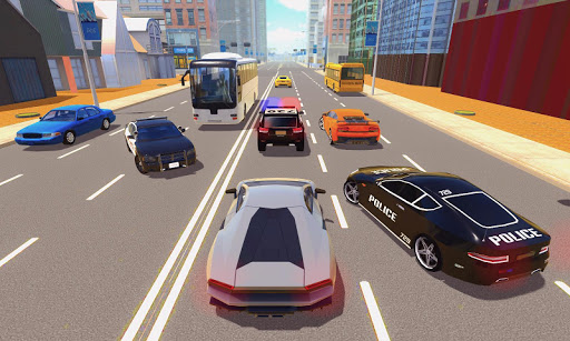 Ultimate Car Sim 2019: Police Escape 1.0 androidappsheaven.com 2