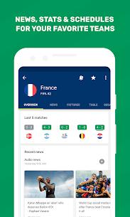 FotMob – Live Soccer Scores Mod 91.0.6068.20190121 Apk [Pro/Unlocked] 4