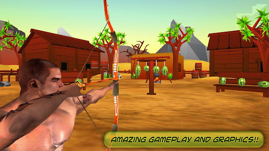 watermelon shooting archery shooting games apps on google play