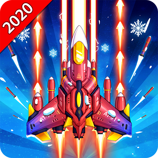 Strike Force - Arcade shooter - Shoot 'em up Icon