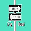 Brand & Generic Drug's Names icon