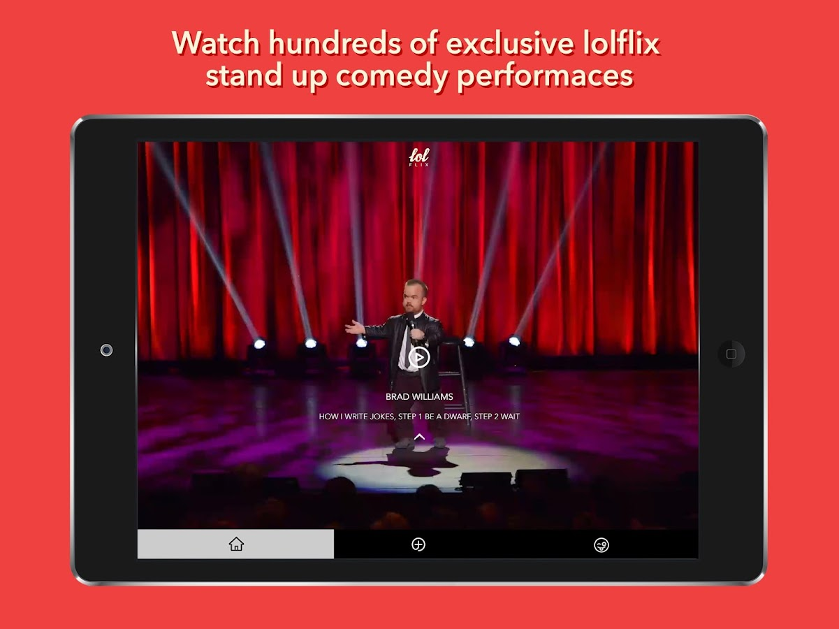 lolflix Stand Up Comedy Videos (Unreleased)- screenshot