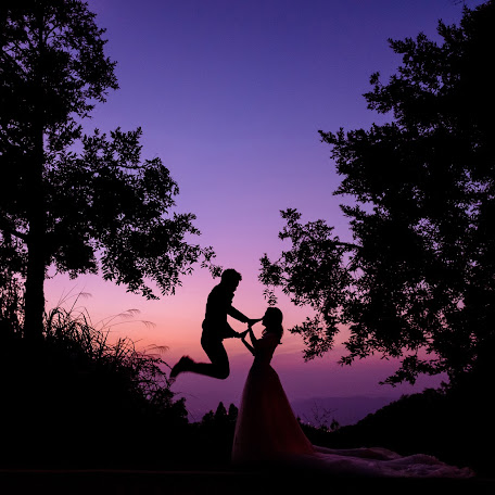 婚礼摄影师 Ning Yan (ningyan). 24.12.2017的图片