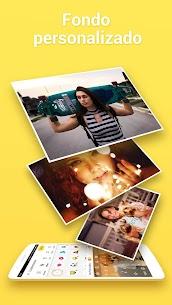 Teclado Emoji Facemoji-Emojis,Pegatinas,Temas,GIF 2