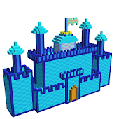 Castles 3D Color By Number - Voxel Coloring Book Android APK Download Free By Coloring By Number - Pixel Art Games : Next Tech