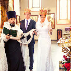 Wedding photographer Anna Putina (putina). Photo of 03.10.2016