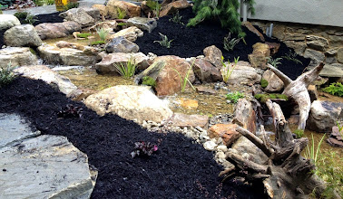 Photo: Pondless waterfall installed in New Holland, PA