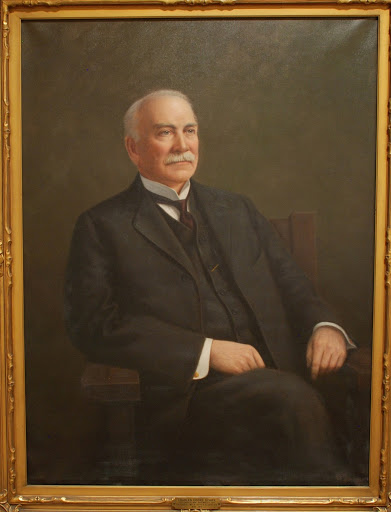 Portait of Charles Cooke Scaife