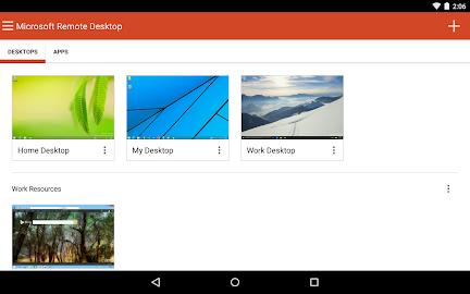 Microsoft Remote Desktop Screenshot 11