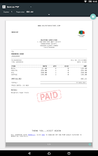 Invoices and Billing Software - 100,000+ Downloads- screenshot thumbnail