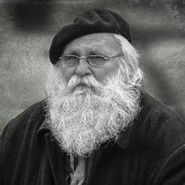 by Ksenija Bauer - Black & White Portraits & People
