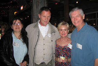 Photo: Gabi Ihle, Wolfgang Ihle, Bess Johnson, Tom Johnson