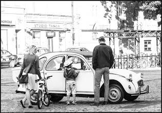 Photo: Die Legende lebt - Citroëns 2CV Street gallery http://goo.gl/t9KRoy