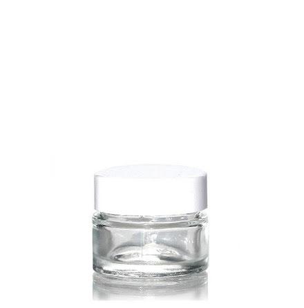 Glasburk 5 ml - klar
