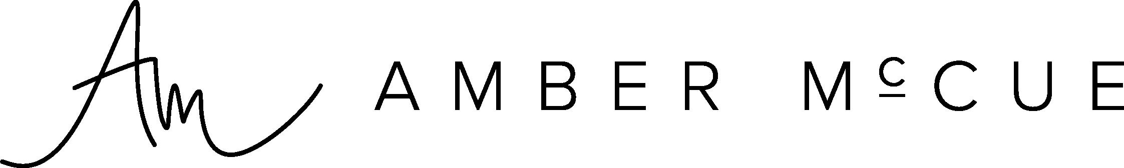 Amber McCue Logo