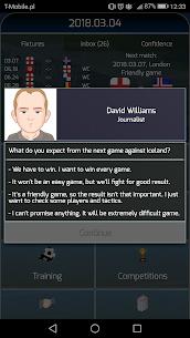 True Football National Manager 1.5.4 MOD Apk Download 2