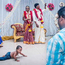 Wedding photographer Pon Prabakaran (ponprabakaran). Photo of 08.07.2016