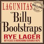 Lagunitas Billy Bootstraps Rye Lager