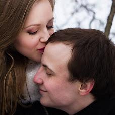Wedding photographer Lyudmila Markina (markina). Photo of 29.01.2017