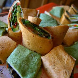 The Vegan California Roll Wrap Recipe