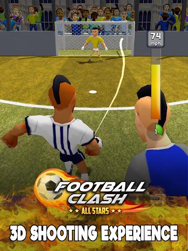 Football Clash: All Stars 2.0.15s screenshots 6