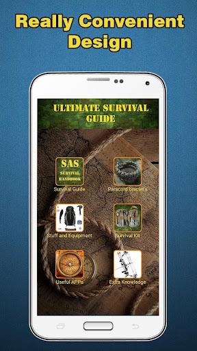 Ultimate Survival Guide 2.0 1.8 screenshots 1