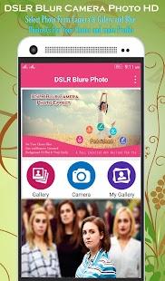 DSLR Camera Blur Photo Background - náhled