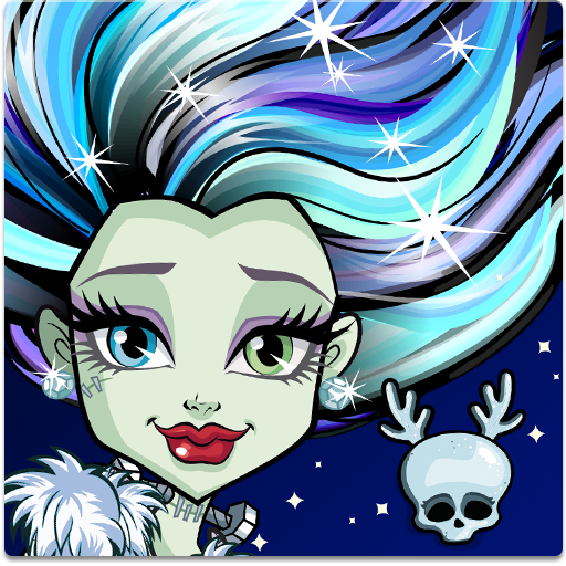 Monster High™ Beauty Shop: Fangtastic Fashion Game Icon