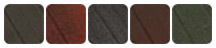 Tapco Slate Colour Selection