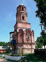 Ичня. Николаевская церковь