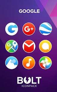 BOLT Icon Pack [PAID] [Free Purchase] 5