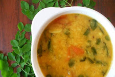 Drumstick Leaves Dal